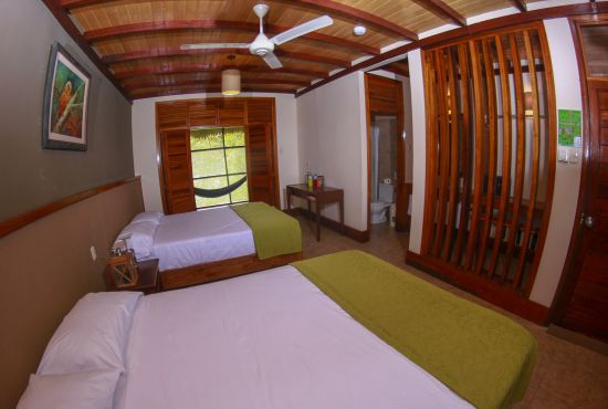 Double Plus Room